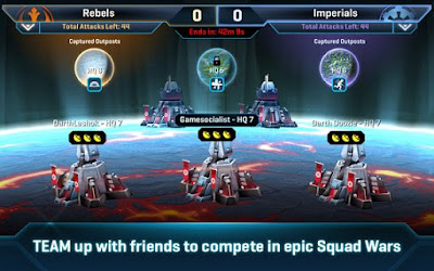 Star Wars™: Commander v4.9.1.9669 Mod Apk (High Damage + Defense)