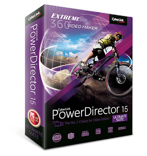 CyberLink PowerDirector Ultimate 16.0.2101.0 Retail (Suite para Vídeos) [Español]