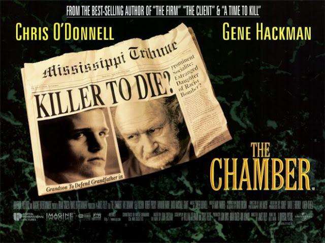 The Chamber: Kamar Gas
