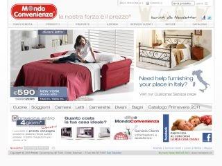 Mondo convenienza arredamenti catalogo sitobello for Mondo convenienza arredamenti