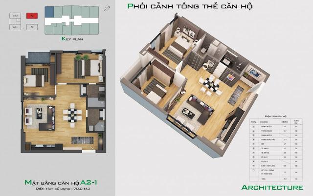 sơ đồ thiết kế chung cư hh1 linh đàm
