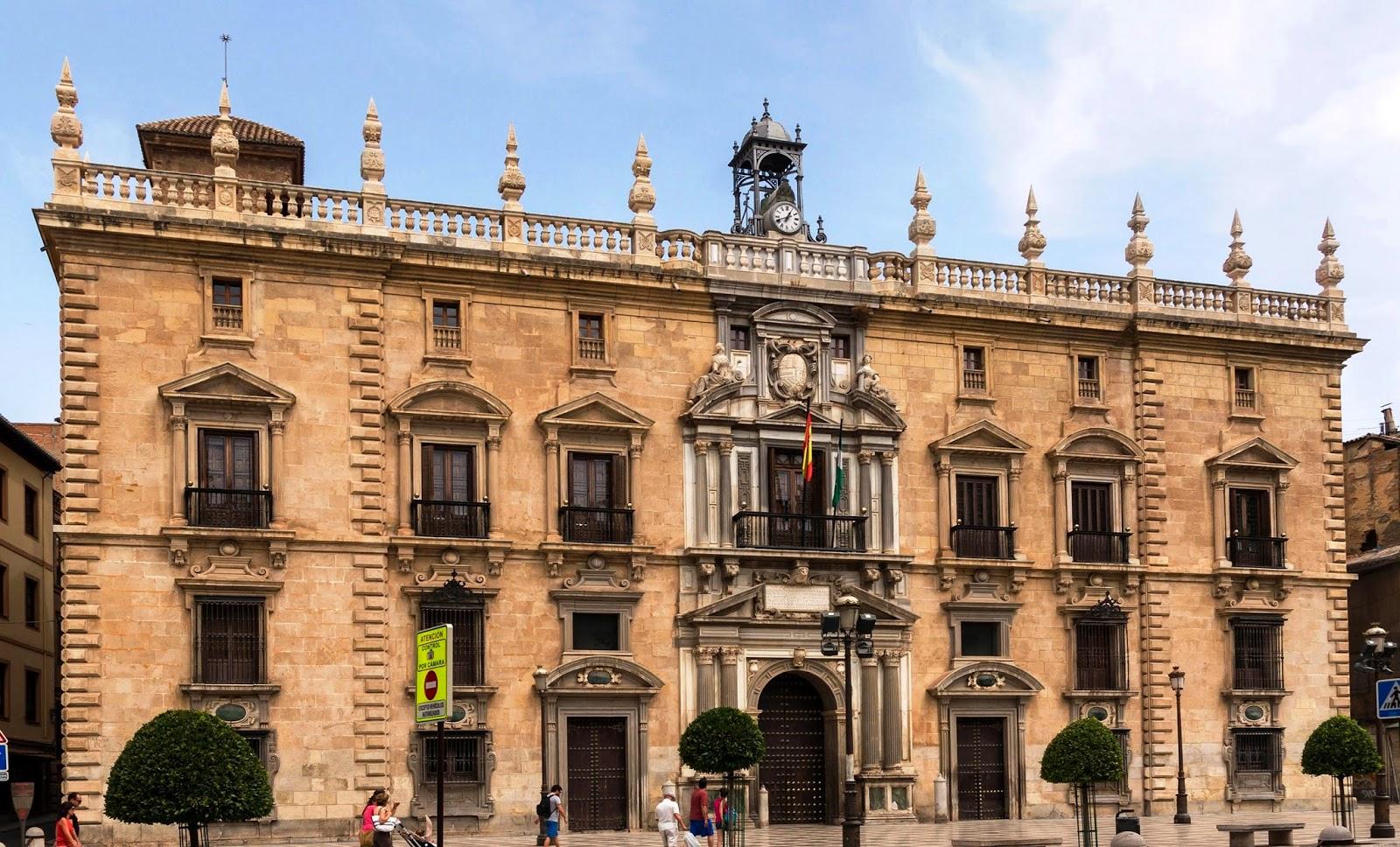 Palacio de la Chancillería de Granada