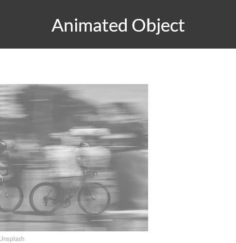 animation.css oggetti website x5
