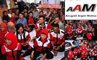 Info Lowongan Kerja Terbaru Via Email PT. Anugrah Argon Medica (Dexa Group) Bekasi