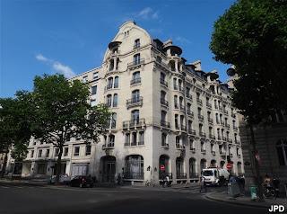 Avenue George V - Arts Nouveaux - Georges Chédanne