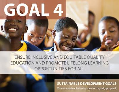 OTRAƎDUCACION: Sustainable Development Goals: Goal 4: Education