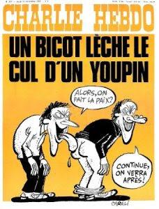 La Presse Peut Elle Tout Dire Et Tout Montrer En France Iii Caricature De Mahomet De Charlie Hebdo