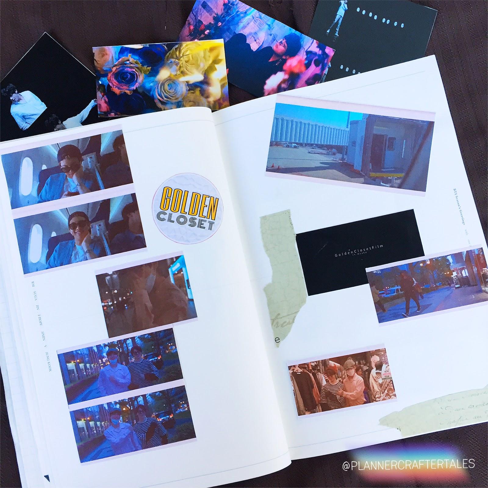 Journal With Me: Euphoria and Golden Closet Film Theme