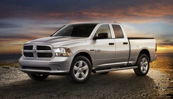 2018 RAM 1500 ECOdiesel HFE Redesign