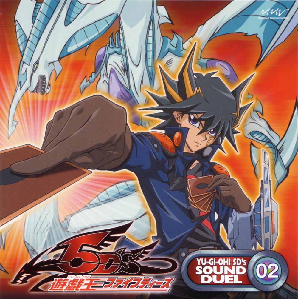 VgM Musicks: YU-GI-OH! 5D's SOUND DUEL 02 (FLAC/MP3