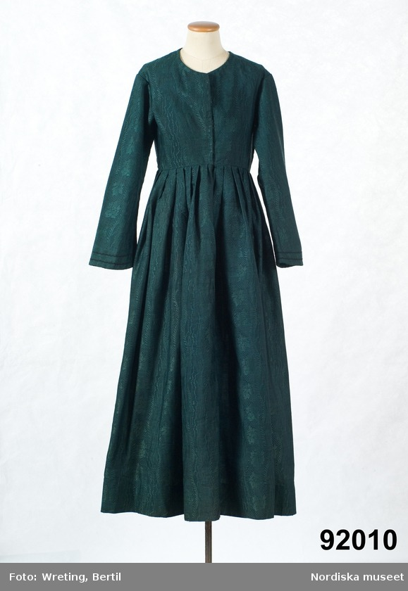 A Most Peculiar Mademoiselle Swedish Common Women S Dress In The