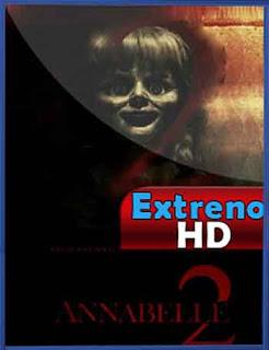 Annabelle 2 (2017) | DVDRip Latino HD Mega 1 Link
