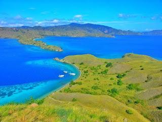Gili Laba, Labuan Bajo, Pulau Komodo