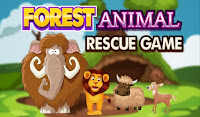 Meena Forest Animal Rescue Escape