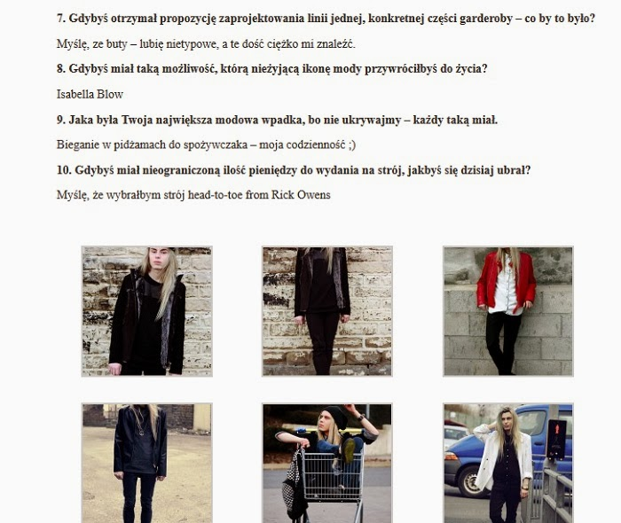 http://catwalkmagazine.pl/blogosfera/przepytujemy-blogosfere6-milex/