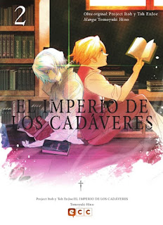 EL IMPERIO DE LOS CADÁVERES NÚM. 02