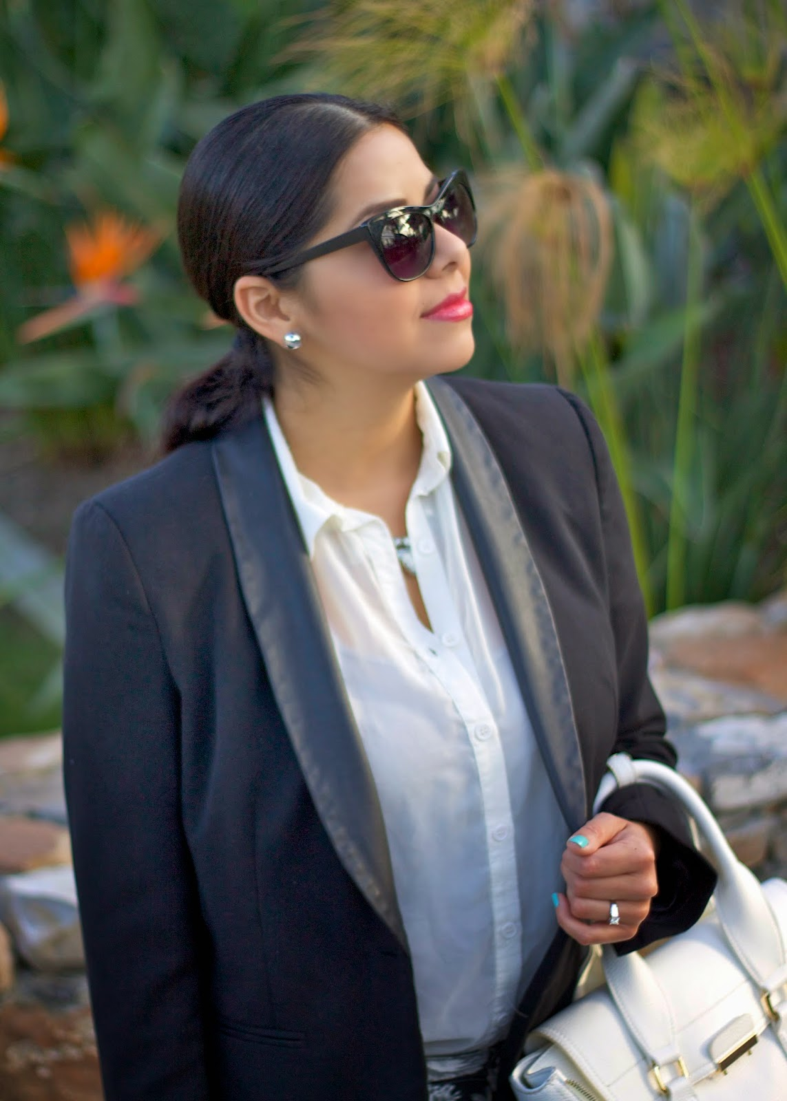 Business Casual at the Top, San Diego Fashion