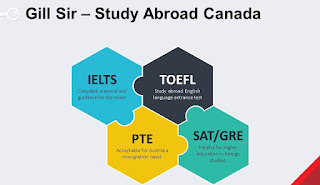 Study in Canada with IELTS - Gill Sir