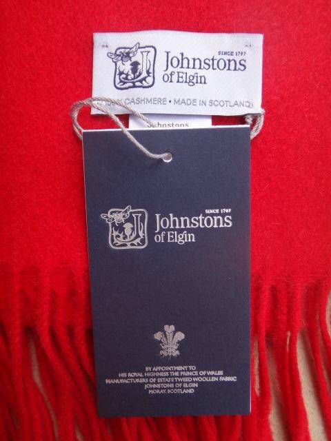 BRITISH EQUIPMENT PUBLISHING BLOG: Johnstons Of Elgin Red ...