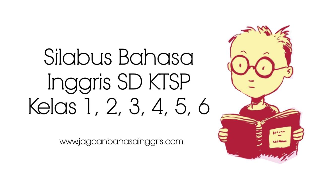 Materi Bahasa Inggris Kelas 1 Sd Pdf