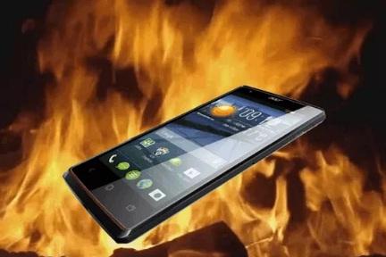 Tidak Menaruh Smartphone di Tempat Panas