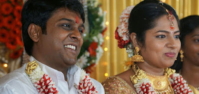 Producer-Vinoth-Kumar-and-Sindhu-wedding1