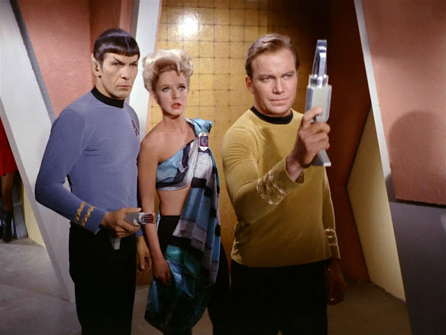Image result for star trek A Taste of Armageddon
