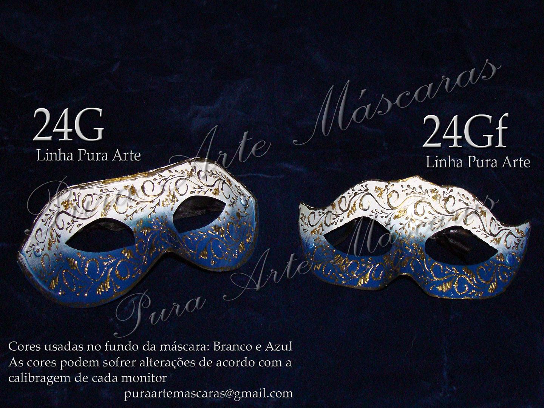 61bed87b4 Máscaras de Festa Baile de Máscaras Pura Arte Máscaras  Máscara ...