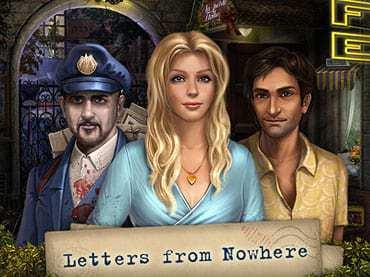 تحميل لعبة Letters from Nowhere برابط مباشر مجانا
