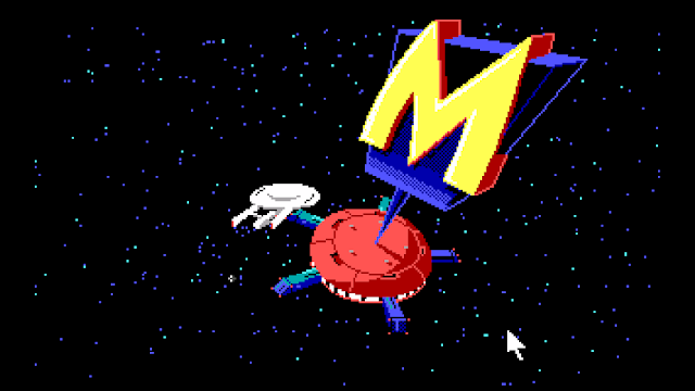Screenshot from Space Quest III