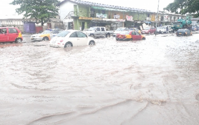 Ghana government to mitigate Accra floods