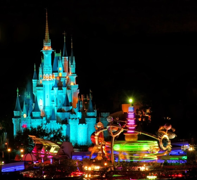Disney: Disney World, Florida, USA