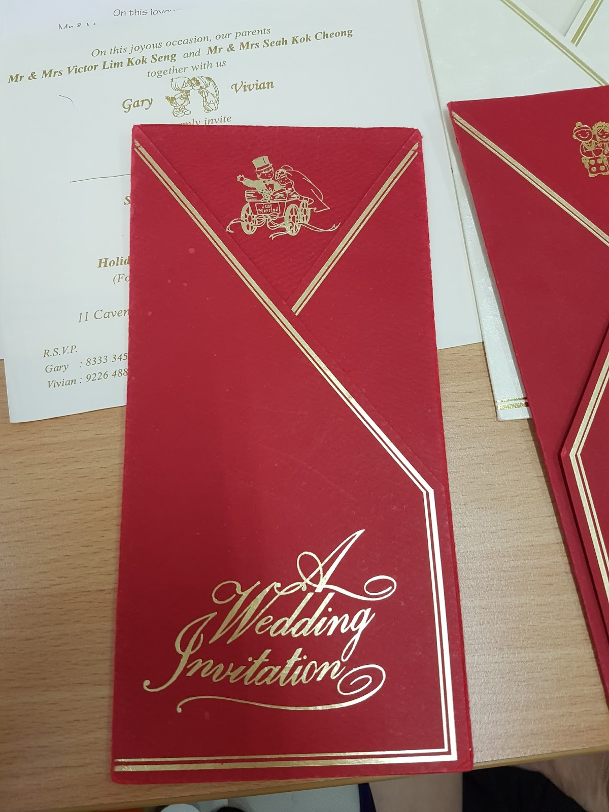 Jocie Lilin: Wedding Planning : Invitation Card Design, Bridal ...