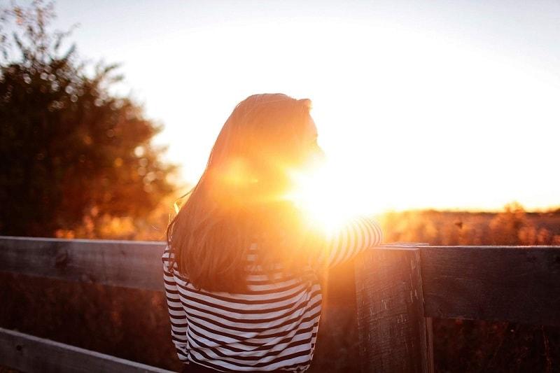 أنتقي الوقت المناسب للتعرض للشمس