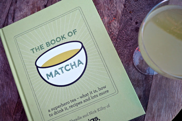 Matcha on the Terrace with teapigs