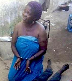 ikorodu lagos killer wife jailed