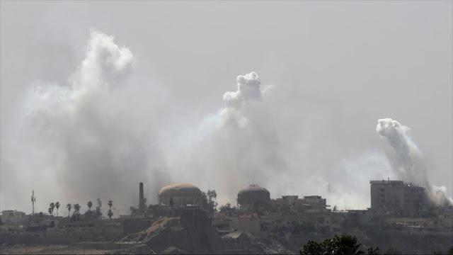 """Irak revela la verdad sobre """"ataques con fósforo blanco"""" en Mosul"""