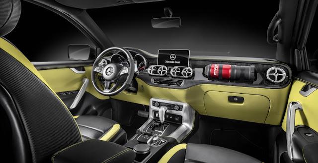 Mercedes-Benz X-класса