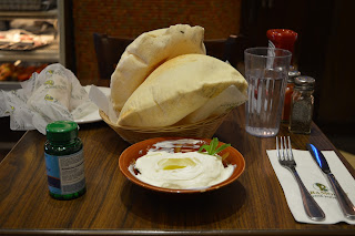 labneh and pita bread Paramount Find Foods Toronto blog