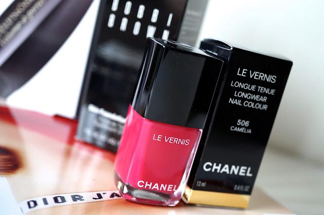 Chanel Le Vernis '506 Camélia'