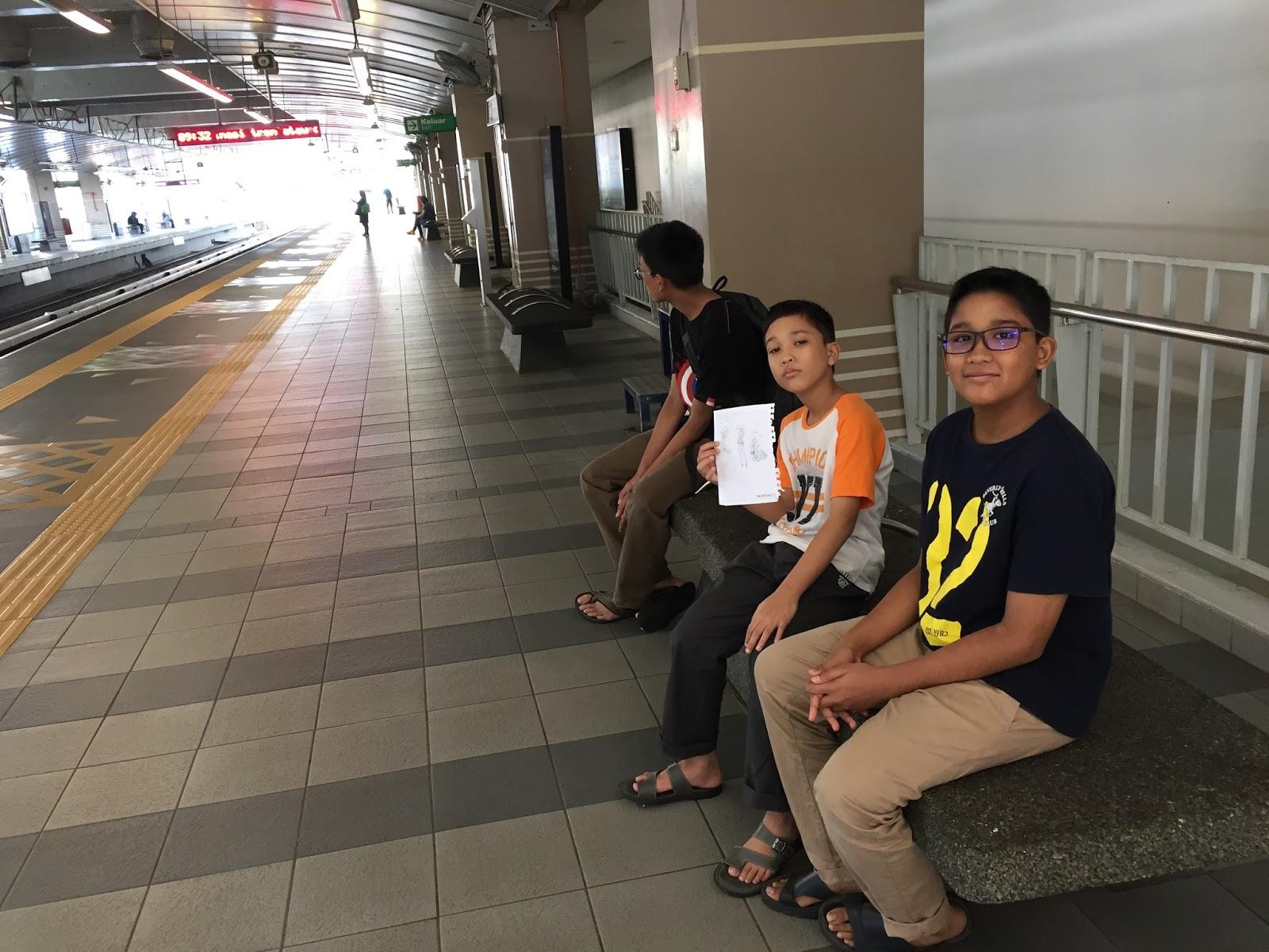 stesen lrt plaza rakyat