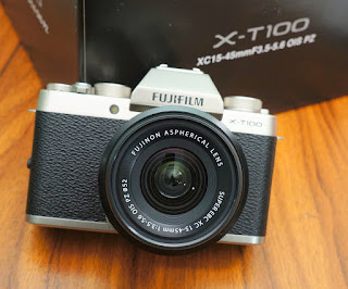 Jual Fujifilm X-T100 2nd