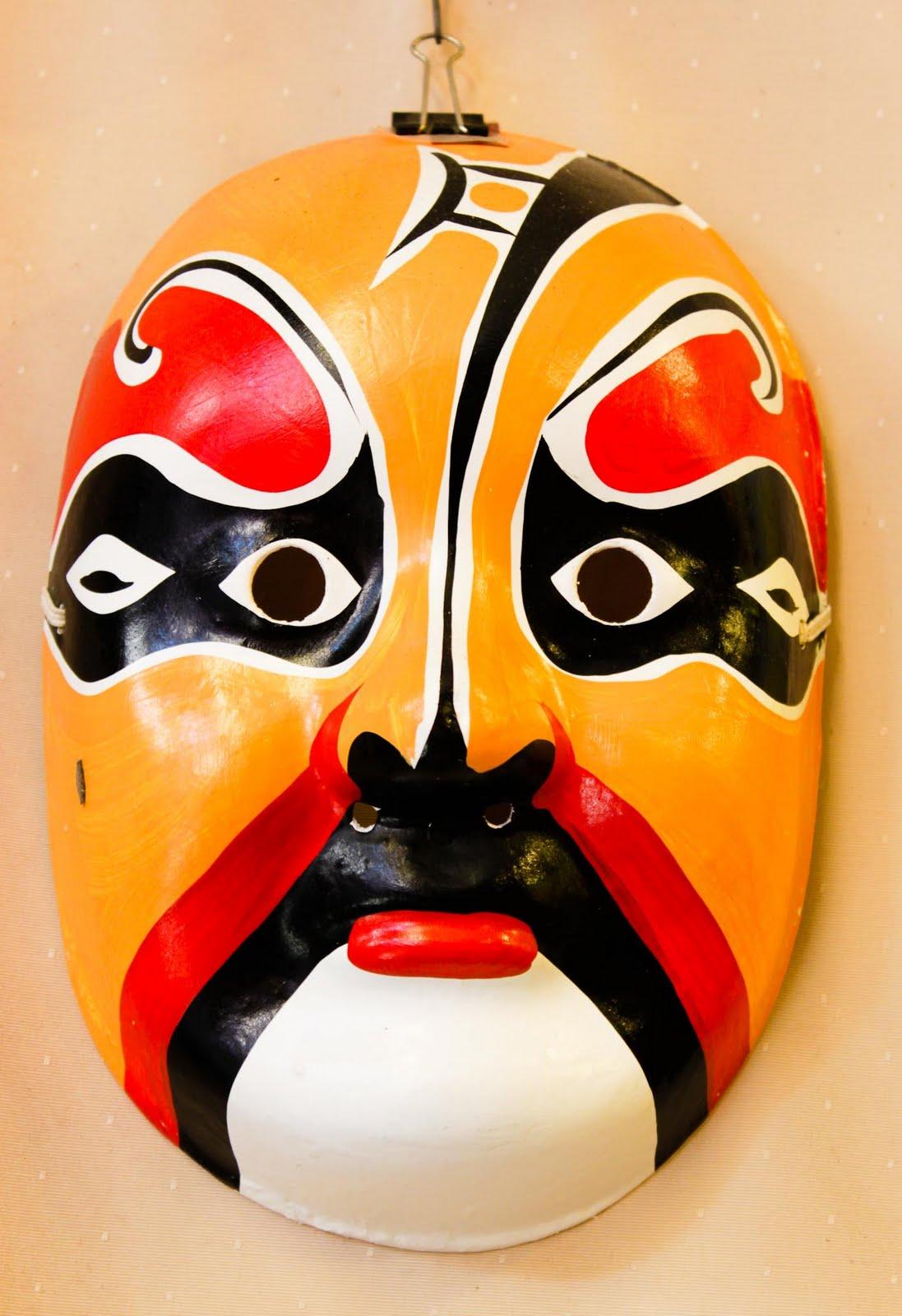Chinese mask | FREE PHOTO