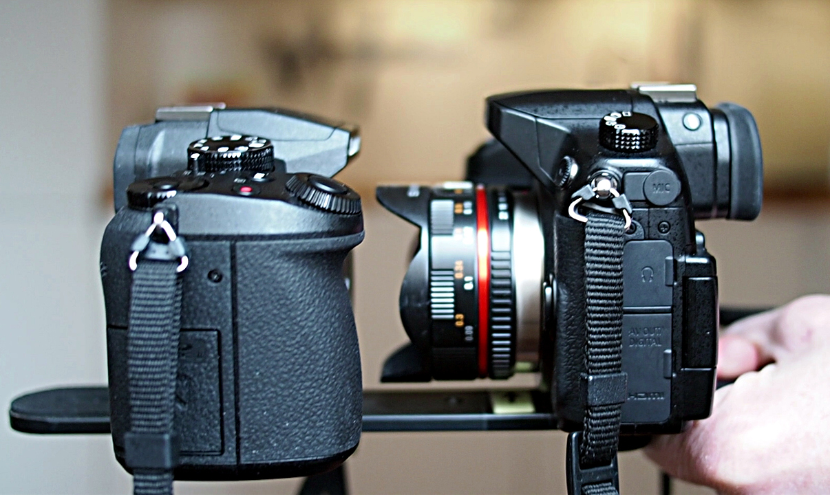 Micro 4 3rds Photography 2016 Panasonic Lumix Gh5 Body Lens Leica 12mm F 14 Asph The Was Set To Closest Possible Focus Distance And 45 By Powering On G85 Camera Without A Mounted It Is See How