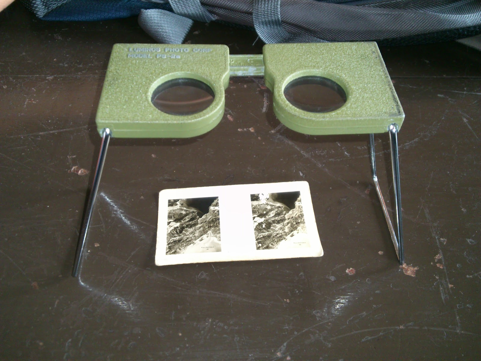 Rukshan Maliq's Blog: Lens Stereoscopy