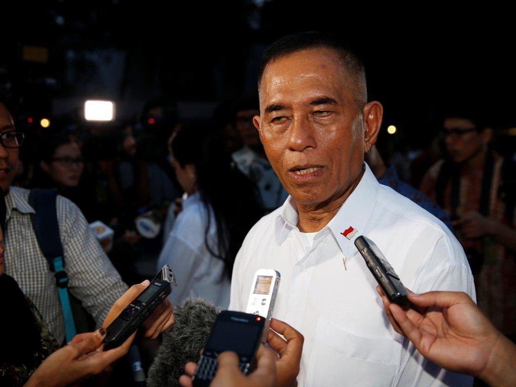 Jenderal Ini Pilih Jokowi Karena Tak Mau Dihukum Mati