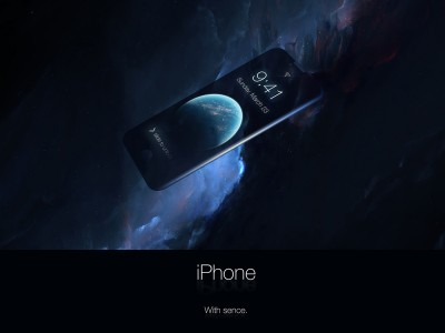 iPhone 7 - concept smartphone that you expect