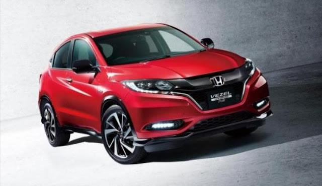 Honda Bersiap Luncurkan HR-V Hybrid RS