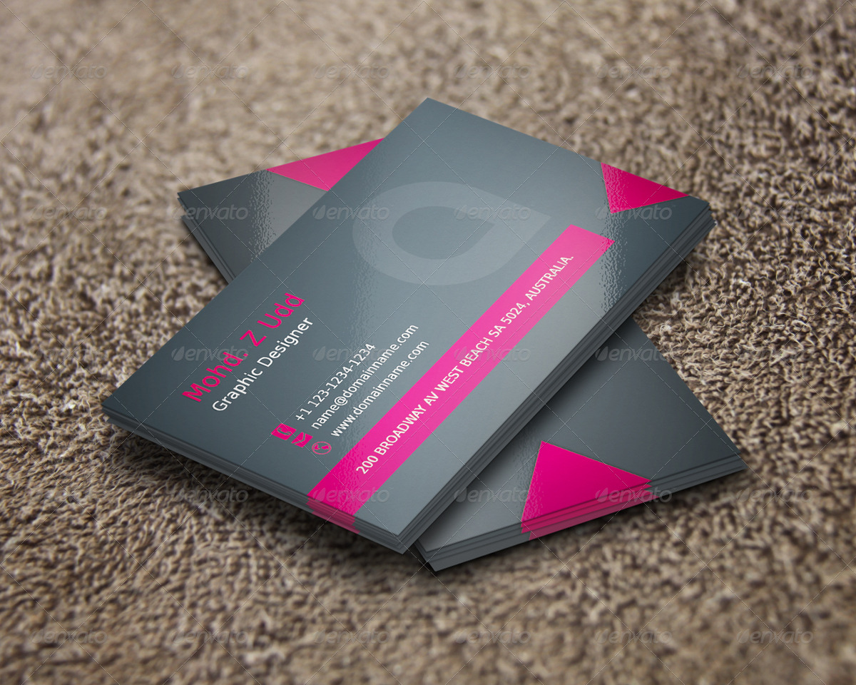 latest top 10 business cards from graphicriver