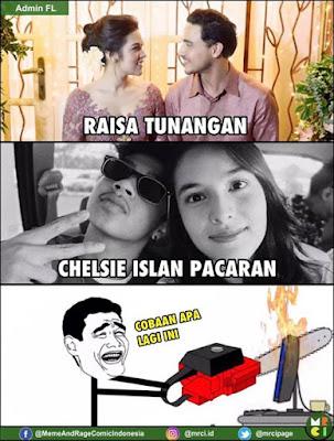 10 Meme Kocak 'Aksi Bela Islan', Netizen Kecewa Berat